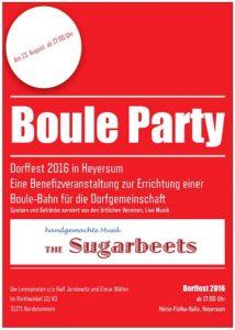 Boule-Party
